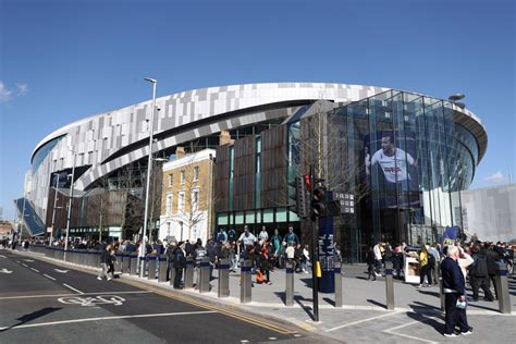 Tottenham's new stadium hailed as 'best I have seen around