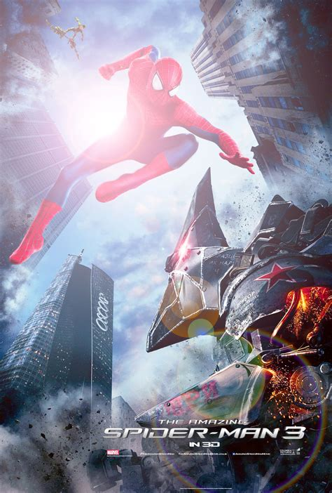 The Amazing Spider-Man 3 | Sony Pictures Entertaiment Wiki