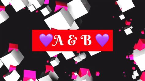 A and B - YouTube