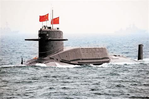Chinese navy gets new nuclear submarine - Livemint