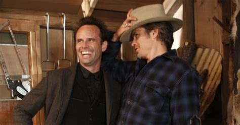 'Justified' duo Raylan and Boyd are bound by history