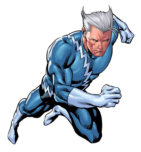 Classic Marvel Forever - MSH Classic RPG   Quicksilver