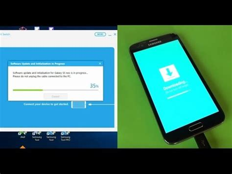 How to update Samsung Galaxy S5 Neo with Smart Switch