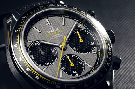 Pictures: Omega Speedmaster Co-Axial Racing 40mm 326