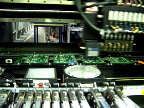 Building a SMT PCB with Philips Topaz and Emerald machines