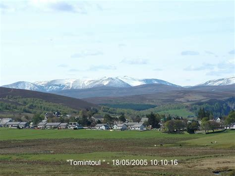Ballindalloch to Tomintoul | Speyside Way