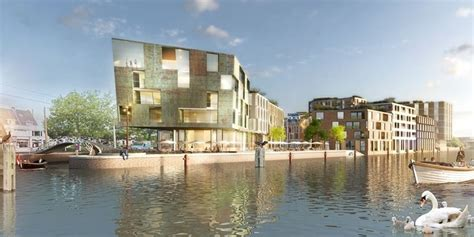 Gallery of KCAP Wins Competition for Island Plan in
