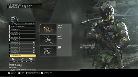How to Get More Weapons and Equipment in the Call of Duty