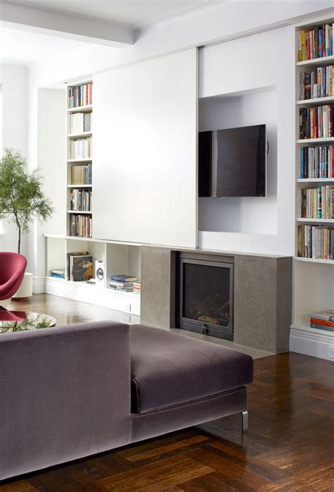 Fireplace Faux Pas: what to do with your TELEVISION
