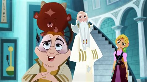 Tangled The Series Season 2 Episode 7 - Keeper of the