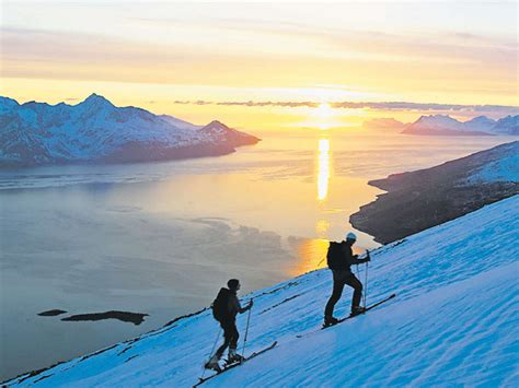 Norway: Strap yourself in for a ski tour de force | The