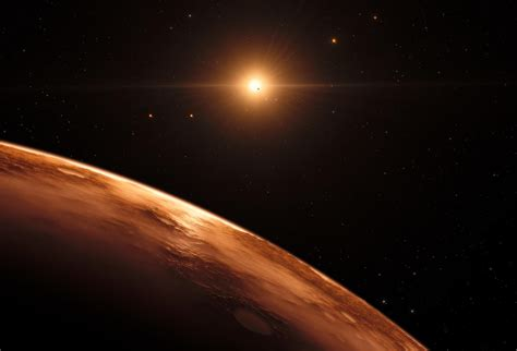 Found: Seven rocky Earth-sized planets in orbit around a