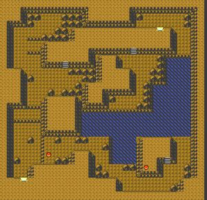 Pokémon Gold and Silver/Dark Cave — StrategyWiki, the