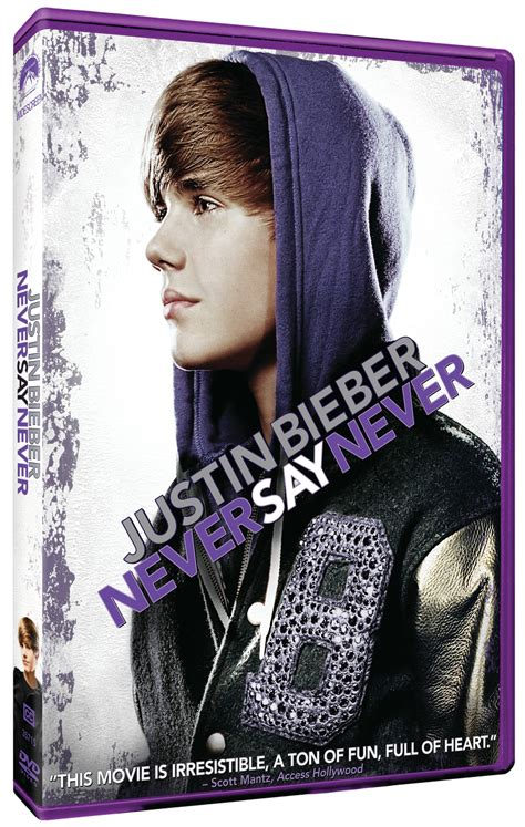 Justin Bieber: Never Say Never - DVD - IGN