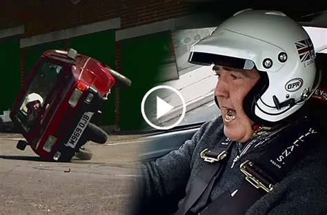 Hilarious Video with Jeremy Clarkson and Rolly-Pollie