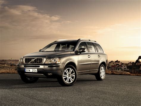 2007 Volvo XC90 Rated Top Safety Pick By IIHS | Top Speed
