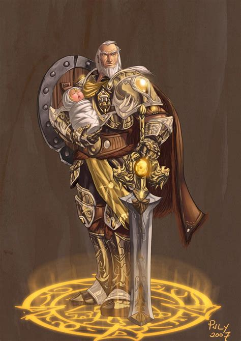 Talk:Anduin Lothar - WoWWiki - Your guide to the World of