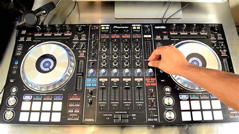 Pioneer DDJ-SZ Serato DJ Controller Review Video - YouTube