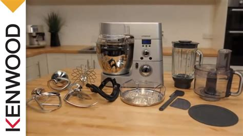 Kenwood Cooking Chef Kitchen Machine | What's in The Box