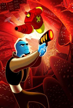 Osmosis Jones - All The Tropes