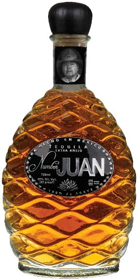 Number Juan Extra Anejo Tequila - Old Town Tequila