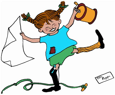 pippi longstocking picture book - חיפוש ב-Google | Pippi