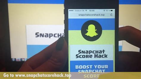 Snapchat Score Hack: How to Increase Snapchat Score FAST