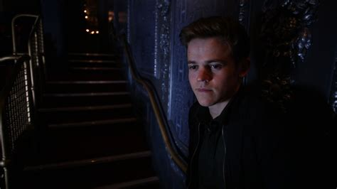 Sam Clemmett reflects on playing Albus Potter in Cursed