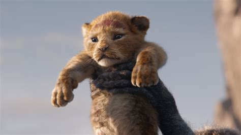 How They Made Little Simba Look So Lifelike in 'The Lion