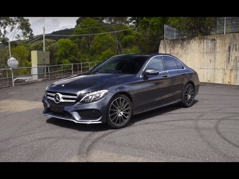 2013-14 Mercedes-Benz C300 4Matic Fuel Economy Revised by EPA