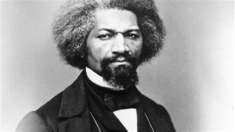 Renowned Abolitionist Frederick Douglass
