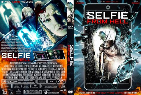 Selfie From Hell DVD Cover | Cover Addict - Free DVD