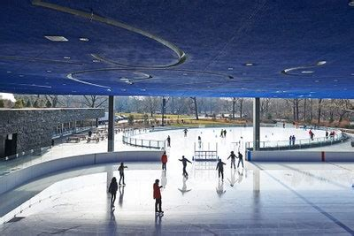 The Most Architecturally Beautiful Ice-Skating Rinks
