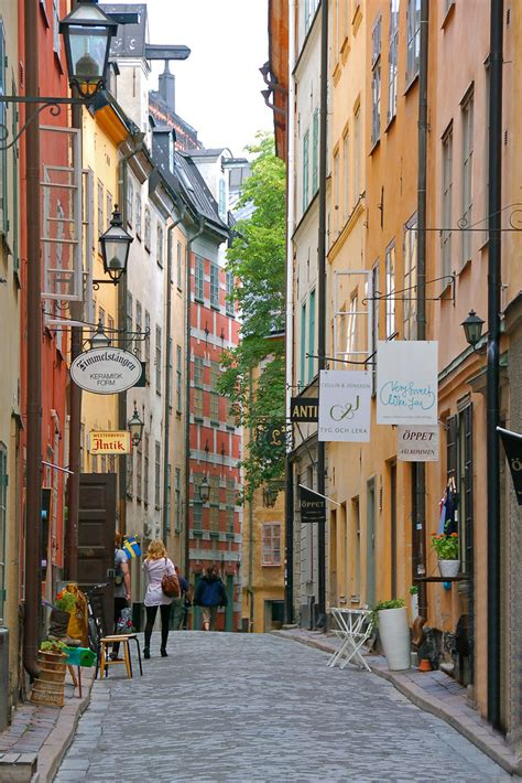Gamla Stan Stroll | Gamla Stan is the Old Town section of