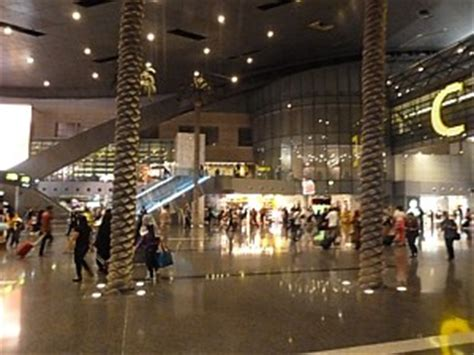 DOH: New Doha Airport Guide - Terminal map, airport guide