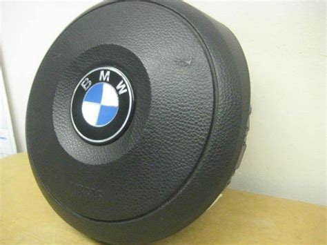 Sell Bmw E60 E63 Sport Steering Wheel Round Airbag