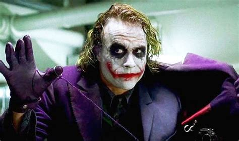 Heath Ledger was set to reprise The Joker in The Dark