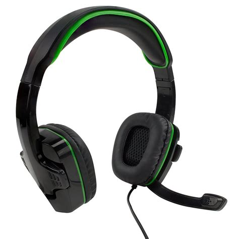 Kjøp Gaming Headset for Xbox One, and PS4 – Green