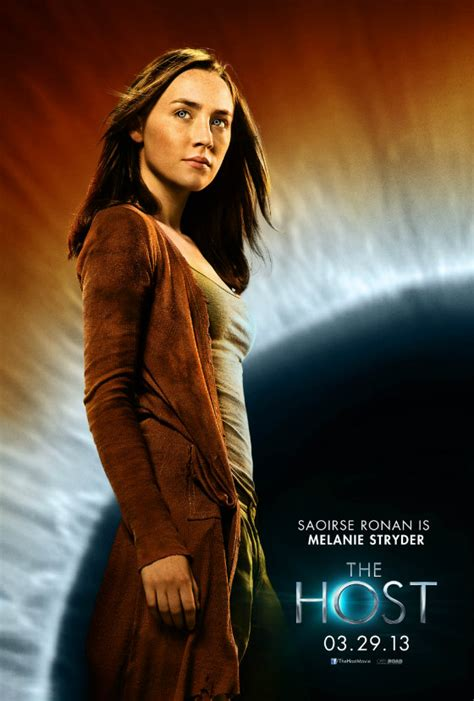New Character Movie Posters: Andrew Niccol's THE HOST