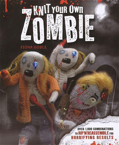 Knit Your Own Zombie from KnitPicks