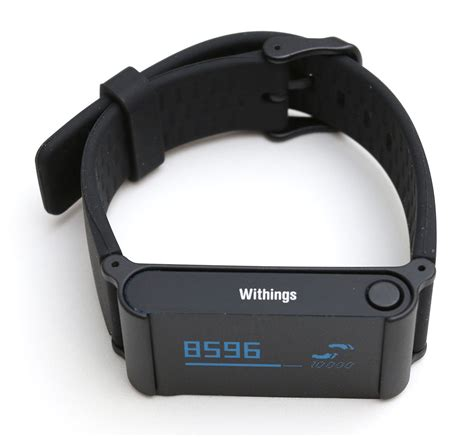 Withings Pulse O2 Activity Tracker review – The Gadgeteer