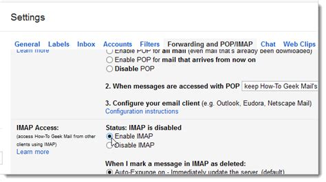 How to Add Your Gmail Account to Outlook Using IMAP