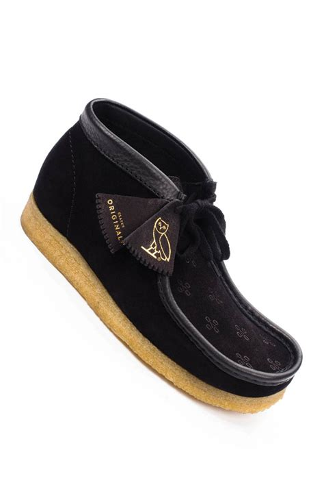 Get a Look at Drake's OVO-Branded Clarks Wallabees