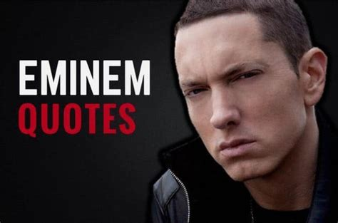 66 Greatest Eminem Quotes & Lyrics of All Time   Wealthy