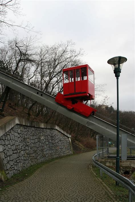 Cable car of the hotel NH Praha - Things To Do in Prague