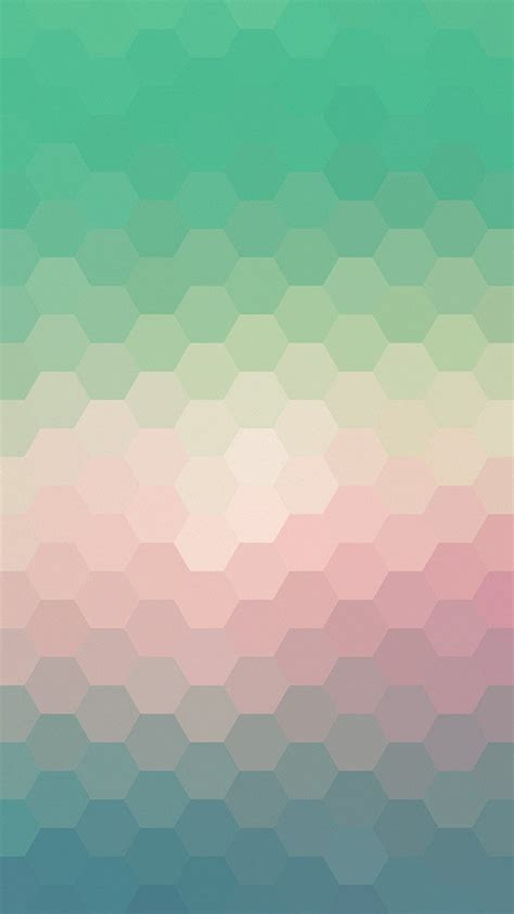 vx40-hexagon-green-red-pattern-background-wallpaper