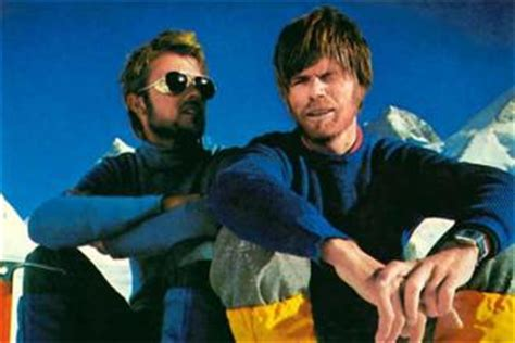 Reinhold Messner | When you're alone, fear is all on you