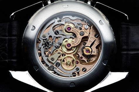 Omega Watch Chronograph movement Wallpaper