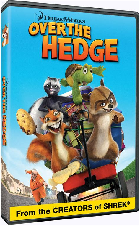 Over the Hedge - DVD - IGN