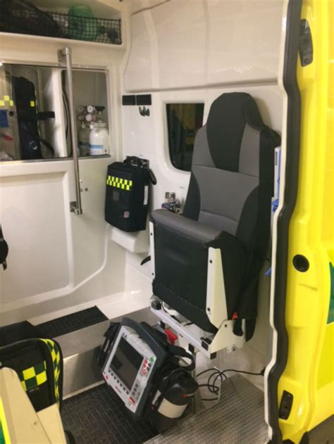 Nilsson Special Vehicles Galleri – XC90 Ambulans - Nilsson